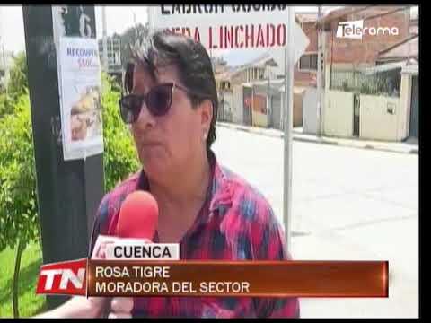 Moradores del barrio El Tejar se organizan ante hechos delictivos