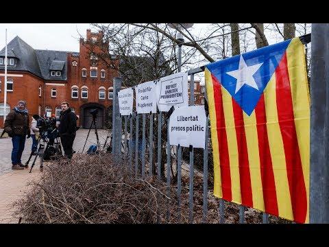 Auslieferung sehr wahrscheinlich: Ex-Katalanen-Präsident Puigdemont bleibt in Haft