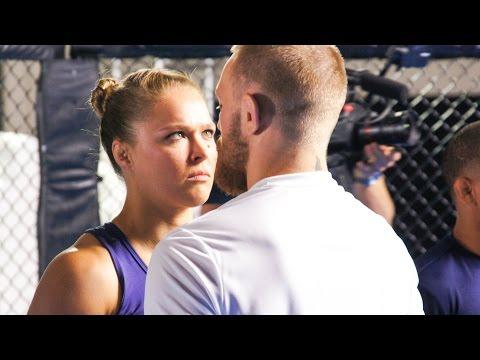 Conor McGregor Vs Ronda Rousey (видео)