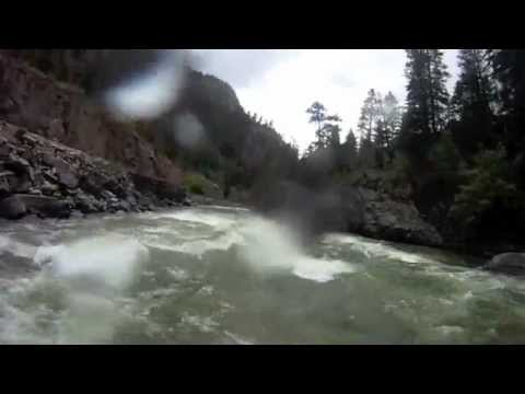 Kayaking on the Animas