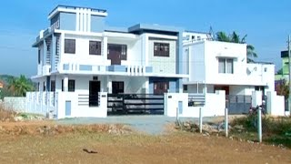 2600 Sq Ft Contemporary Style 3 Bed Room Home In Palakkad   Dream Home 25 Jun 2016