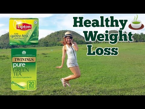 Paano PUMAYAT using GREEN TEA | PLUS more HEALTHY BENEFITS видео