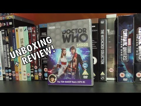 Doctor Who: Shada (2017) - Unboxing + Review!