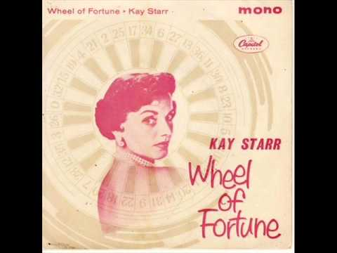 Kay Starr - Wheel of Fortune