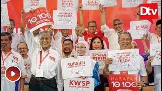 Tinjauan: Apa kata rakyat setahun kerajaan PH