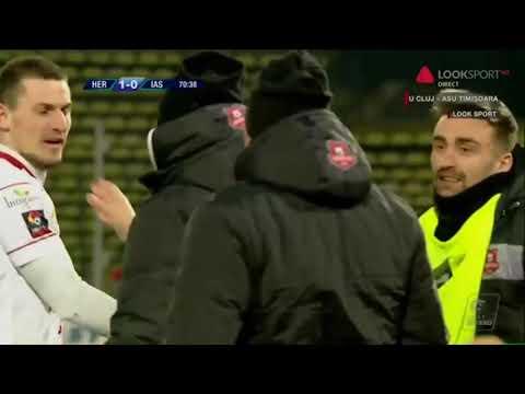 AFC Hermannstadt - КСМС Яссы 2:0. Видеообзор матча 03.03.2019. Видео голов и опасных моментов игры