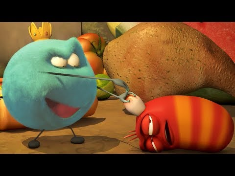 LARVA - ALIEN | Cartoons For Children | HALLOWEEN | Larva Cartoon | LARVA Official