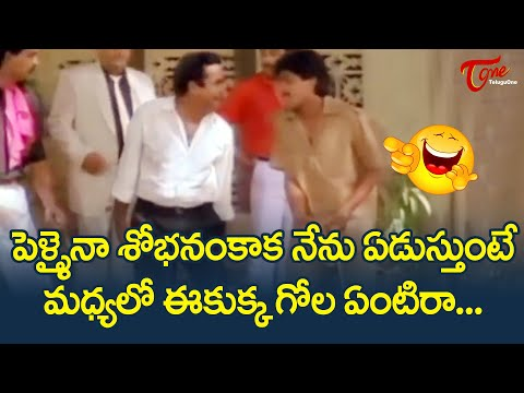 Brahmanandam Comedy Scenes | Telugu Movie Comedy Scenes Back To Back | TeluguOne