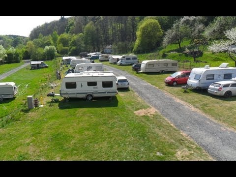 Campingplatz Weihersee Video