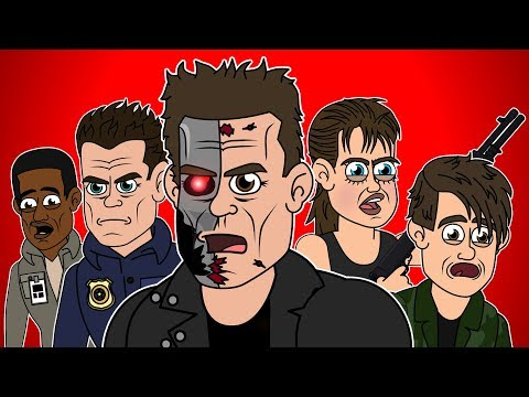 Terminator 2 Judgement Day The Musical