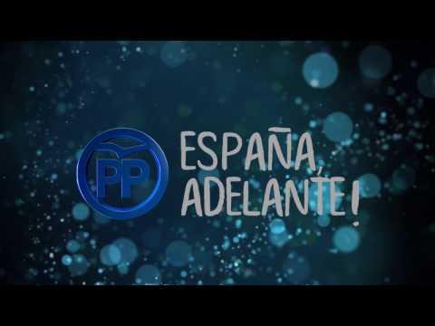 Orgulloso de ser Populares: España, Adelante!