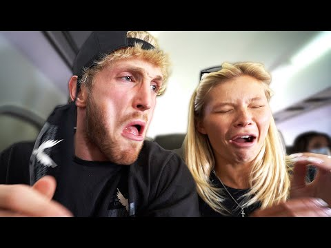 WE DID IT ON A PLANE!