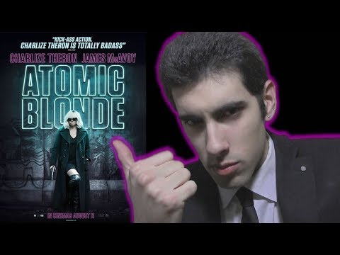 "Review/Crítica ""Atomic Blonde"" (2017)"