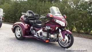 4. Used 2005 Honda Goldwing Champion Trike for sale