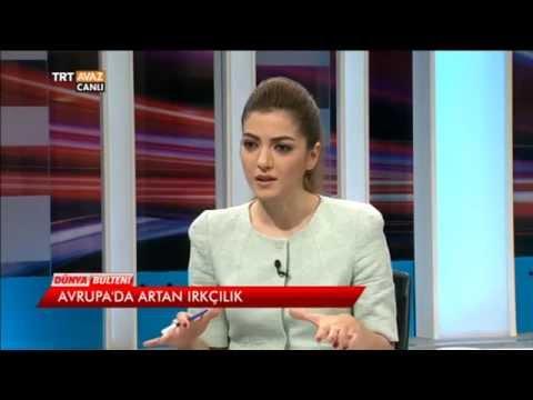 Dünya Bülteni (Avrupa'da İslamofobi) - TRT Avaz (17 AĞUSTOS )
