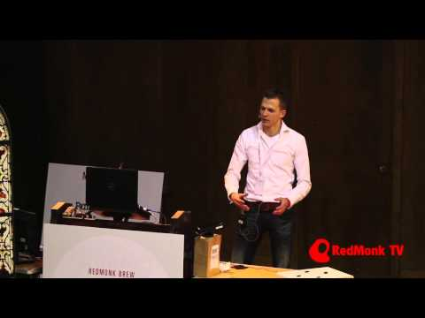 Elco Jacobs (BrewPi) – The Rasberry Pi brewing controller at Monkigras 2013