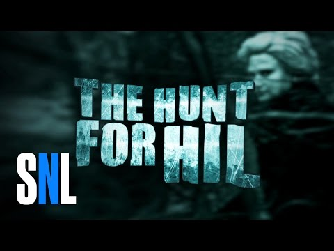 Saturday Night Live The Hunt for Hil