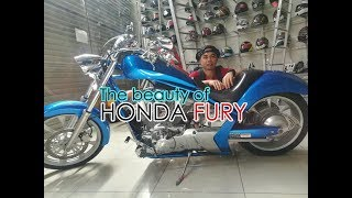 9. The BEAUTY of Honda Fury