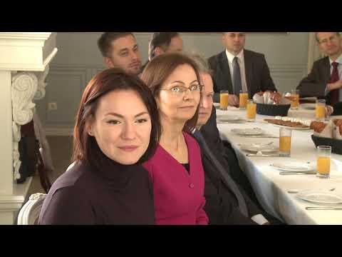 Igor Dodon a avut o întrevedere cu membrii Camerei de Comerț și Industrie France-Moldavie