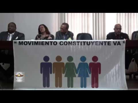 Agrupación Constituyente Va impulsará una quinta papeleta para las elecciones