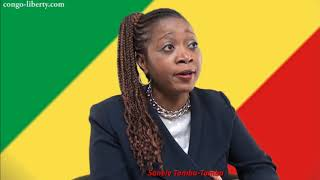 Sanely Tamba-Tamba parle du Grand Meeting des opposants congolais