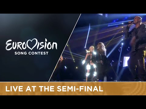 Poli Genova - If Love Was A Crime (Bulgaria) Live at Semi-Final 2 (видео)