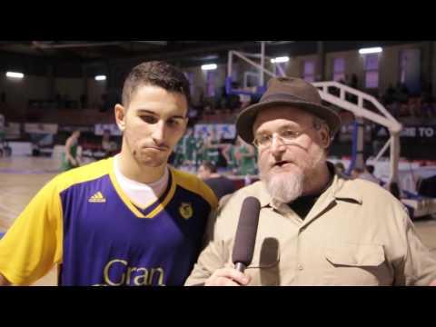 Interview: Javier Lopez, U18 Herbalife Gran Canaria Las Palmas