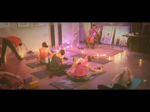 Candlelit YOGA with live cellist