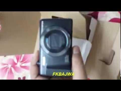 Olympus VR-360 camera unboxing & review URDU HINDI