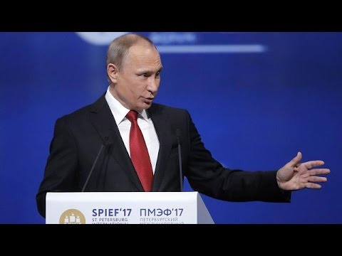 Αισιοδοξία Πούτιν για το μέλλον του πλανήτη