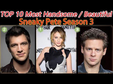 Sneaky Pete Season 3 Full Movie Cast Most Beautiful & Handsome (TV HD Online)🔥