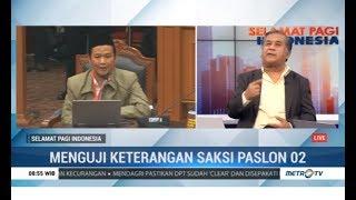 Video Mantan Hakim MK Nilai Tim Prabowo Kecewa Kualitas Saksi-saksi Sendiri MP3, 3GP, MP4, WEBM, AVI, FLV Juni 2019