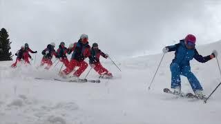 L'Esercito di SciareSkiTest 2019