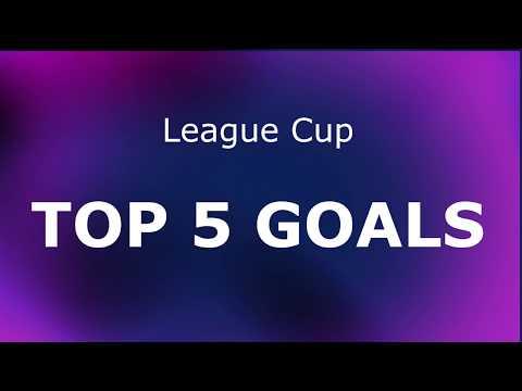 Georgian League Cup - Top 5 Goals Season 1