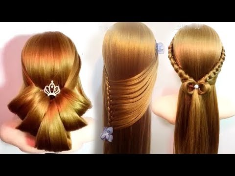 Hairstyles For Long Hair  Hairstyles Tutorials Compilation May 2018