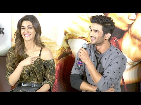 Raabta Trailer 2017 Launch Full Video HD - Sushant Singh Rajput, Kriti Sanon,Jim Sarbh