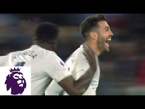 Video: Camarasa's sensational strike puts Cardiff ahead v. Leicester City | Premier League | NBC Sports