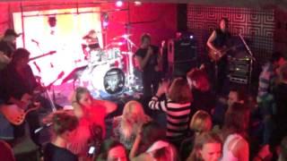 Video BARÓN PUB Námestovo, 6.9.13, LAZARETH, časť 2.- ROCK MIX, NAZARE