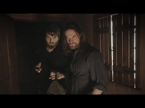 SCENES FROM SALEM: Episode Six - John and Cotton with the Witch