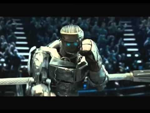 real steel atom rocky balboa vs ivan drago zeus