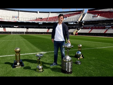EXCLUSIVA Marcelo Gallardo: