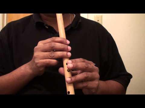Video Hindi song on flute - Meri Desh Ki Dharti Sona Ugle -
