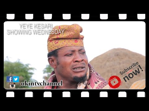 YEYE KESARI | Showing This Today 4pm | Happy Nigeria 🇳🇬 Independence