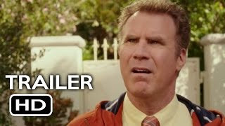 Daddy's Home Official Trailer #1 (2015) Will Ferrell, Mark Wahlberg Comedy Movie HD - YouTube