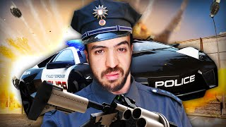 Video JE SUIS UN POLICIER ! GTA V LSPD MOD MP3, 3GP, MP4, WEBM, AVI, FLV Juli 2017