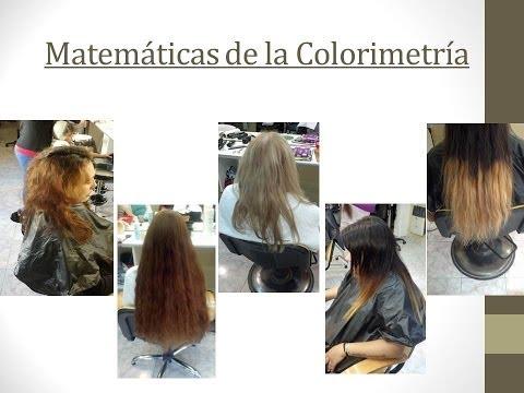 colorimetria; - Subscríbete a mi canal http://full.sc/SZdpp4 ¡No te lo pierdas los nuevos videos! Te invito a la Web Oficial Escuela Hair Studio http://www.escuelahairstudio...