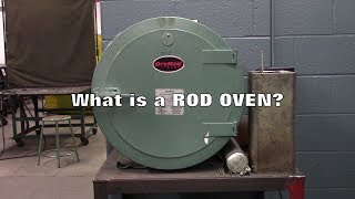 This video goes over why a ROD OVEN is used in the welding world, and the types of electrodes that are stored in a ROD OVEN.