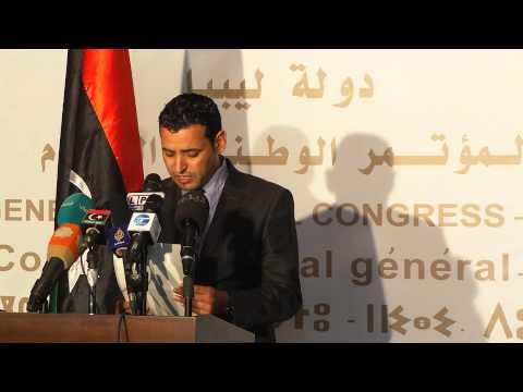 الناطق باسم المؤتمر الوطني العام عمر حميدان