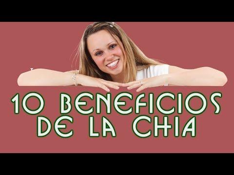 10 Beneficios De La Chia - Beneficios para la Salud