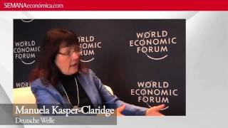 WEF 2013: El caso de la gestin de Deutsche Welle